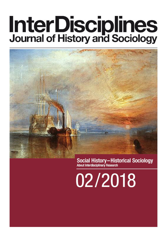 View Vol. 9 No. 2 (2018): Social History - Historical Sociology